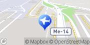 Map InterRent Aeropuerto de Menorca Menorca, Spain