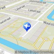 Kaart Combitax Alkmaar, Nederland