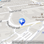 Map Drive Yourself Autoverhuur Amsterdam, Netherlands