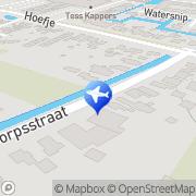 Kaart Vink Transport Nieuwe-Niedorp, Nederland