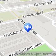 Map Taxi Sheertax VOF Amsterdam, Netherlands