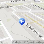 Map SAF Tax Amsterdam, Netherlands