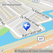 Map Exclusive Taxi Travel Amsterdam, Netherlands