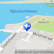 Kaart Wiljo Heusden Heusden, Nederland