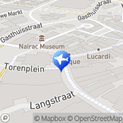 Kaart demooistevakantiehuizen.nl Barneveld, Nederland