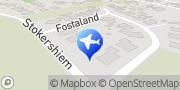 Kaart Miedema Beheer & Verhuur Lokke Nes, Nederland