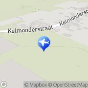 Kaart Travel & Nursing BV Kelmond, Nederland