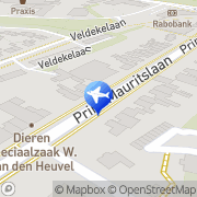 Map Transpocom Kotem, Belgium