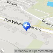Map Wijnands Transport Herbricht, Belgium