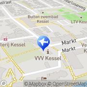 Karte VVV Kapelle, Deutschland