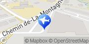 Carte de Location-Event Chêne-Bougeries, Suisse