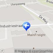 Karte Wim Bosman Transport BV Speelberg, Deutschland