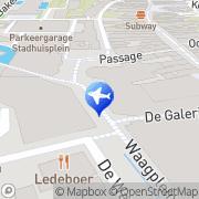 Kaart Administratie VVV Almelo, Nederland
