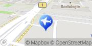 Karte Sixt Autovermietung Düsseldorf, Deutschland