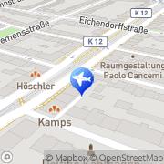Karte Kaplan Russland Reisen GmbH Köln, Deutschland