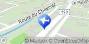Carte de Taxi Daniela Neirivue, Suisse