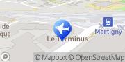 Carte de Octodure Voyages Martigny-Ville, Suisse