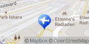 Karte Europcar Bielefeld Bielefeld, Deutschland