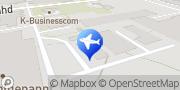 Karte Mietwagen Dornbirn - Interrent Dornbirn, Österreich
