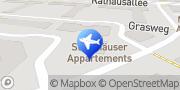 Karte Sternhäuser Service Appartements Norderstedt, Deutschland