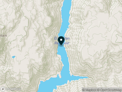 El Capitan Lake Map