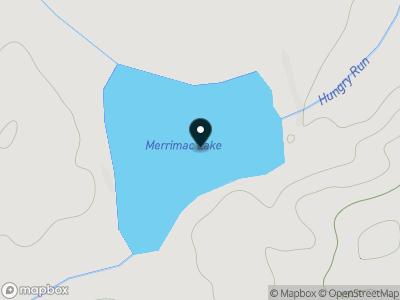 Merrimac Lake Map