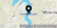 Saluda Lake Map