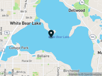 White Bear Lake Map