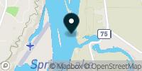 Pool 2 Mississippi Map