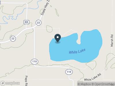 White Lake Map