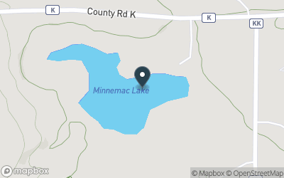 Minnemac Lake Map
