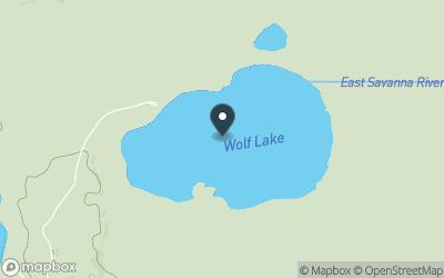 Wolf Lake Map