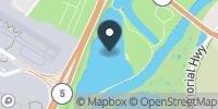 Snelling Lake Map