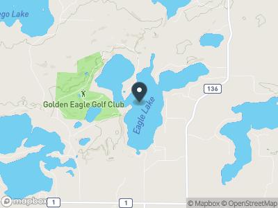 Eagle Lake Map