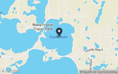 Crystal Lake Map