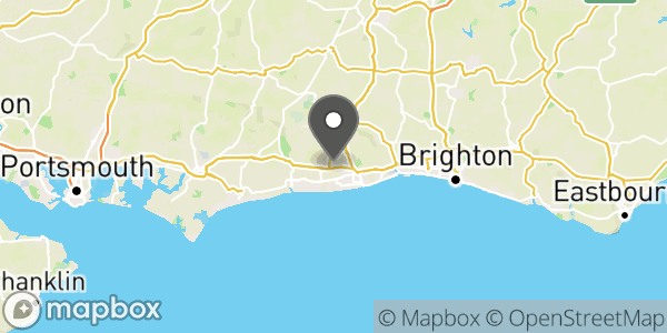 Location of Worthing Airsoft