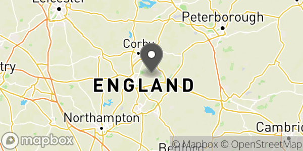 Location of RAF Grafton Underwood