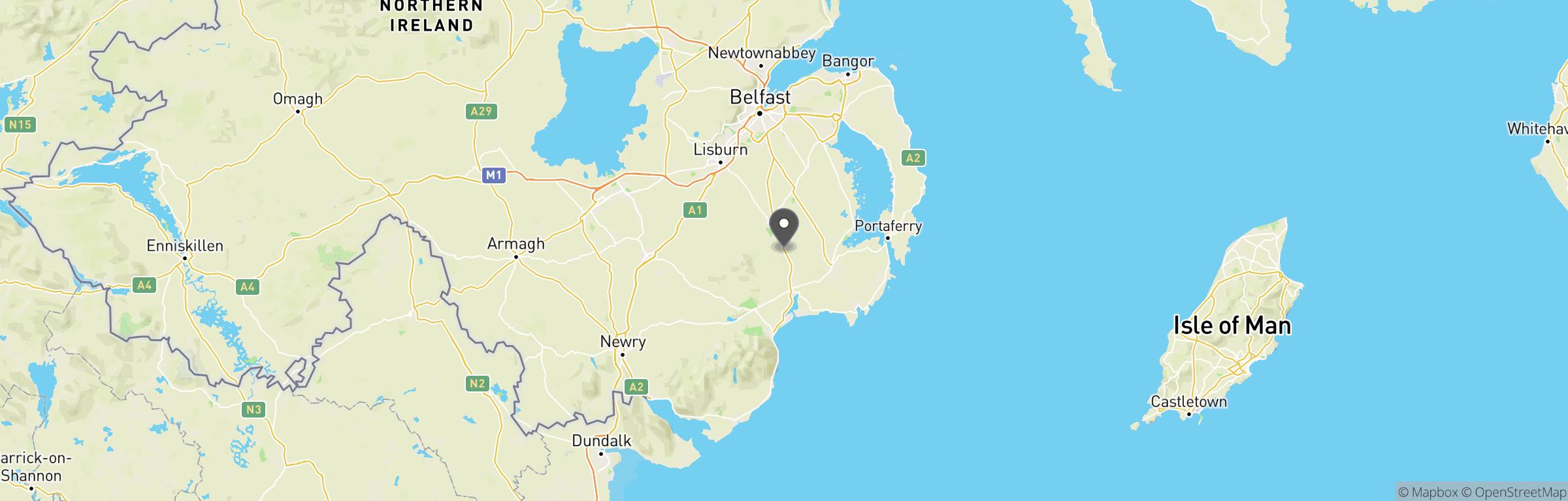 Location map of Predator Airsoft