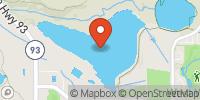 Blunn Reservoir Map