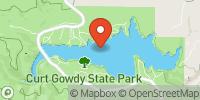 Granite Springs Reservoir Map