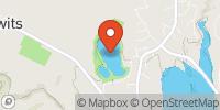 Ivins Reservoir Fire Lake Map