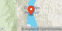 El Capitan Lake Map
