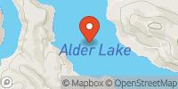 Alder Lake Map