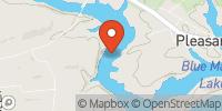 Blue Marsh Lake Map
