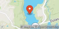 Loch Raven Reservoir Map