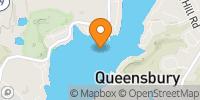 Glen Lake Map