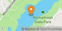 Lake Nockamixon Map