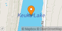 Keuka Lake Map