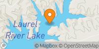 Laurel River Lake Map