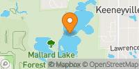 Mallard Lake Map